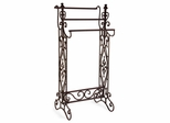 Narrow Quilt Rack - IMAX - 7781