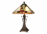 Natalie Mission Table Lamp - Dale Tiffany