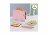 New Pastel Toaster Set - KidKraft