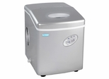 NewAir Silver Portable Ice Maker