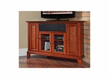 "Newport 48"" Corner AroundSound TV Stand in Classic Cherry - CROSLEY-KF1006CASCH"