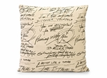 Newton Large Square Pillow - IMAX - 42104