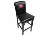 NFL San Francisco 49ers Counter Chair (Set of 2) - Imperial International - 101601