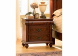 Night Stand - Isabella Night Stand in Oak - Coaster - 200512