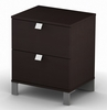 Night Table in Chocolate - South Shore Furniture - 3259060