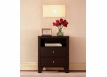 Nightstand - Lifestyle Solutions - 500VI-2D-NF-CP
