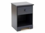 Nightstand - Night Table in Blueberry - South Shore Furniture - 3294062