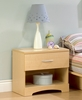 Nightstand - Night Table in Natural Maple - South Shore Furniture - 3113062