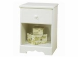 Nightstand - Night Table in Vanilla Cream - South Shore Furniture - 3210062