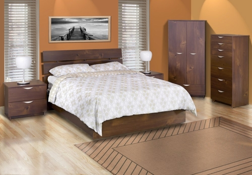 Nocce Bedroom Furniture Set 1 - Nexera Furniture - 400035