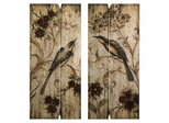 Norida Bird Decor (Set of 2) - IMAX - 27623-2