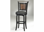 Norwood Copper Back Swivel Bar Stool - Hillsdale Furniture - 4935-830S