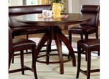 Nottingham Round Counter Height Dining Table - Hillsdale Furniture - 4077DTBG
