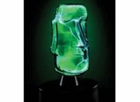 Novelty Lamp - Mini Moai Electra Lamp in Blue / Green - LumiSource - LSE-MOAI-BG