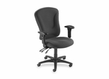 Office Chair for Managers - Gray - LLR66150
