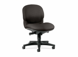 Office Chair Mid Back - Black - HON6005NT10T