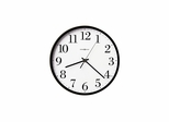 Office Mate Round Wall Clock - Howard Miller