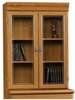 Orchard Hills Glass Door Hutch For 401805 Lateral File - Sauder Furniture - 401821