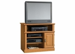 Orchard Hills Highboy Entertainment Stand Carolina Oak - Sauder Furniture - 401342