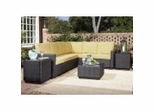 Outdoor Patio Collection in Harvest - Riviera - Home Styles