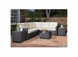 Outdoor Patio Collection in Stone - Riviera - Home Styles