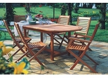 Outdoor Patio Set - Milano Extendable 7-Piece Set - BT-EXT-SET