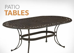 Outdoor Tables / Patio Tables