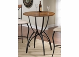 Pacifico Bar Height Bistro Table - Hillsdale Furniture - 4137PTB