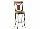 Pacifico Swivel Counter Stool - Hillsdale Furniture - 4137-826