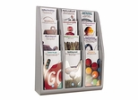 Pamphlet Holders - Gray - DEF52809
