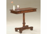 Pedestal Console Table in Plantation Cherry - Butler Furniture - BT-1676024