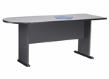 Peninsula - Series A Slate Collection - Bush Office Furniture - WC8435