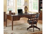Peterson Transitional Five Drawer Table Desk - 800466