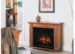 Petit Foyer by Classic Flame in Antique Oak - Lancaster - 23RM905-O103