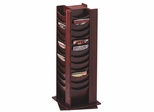 Photo Display Rack - Mahogany - BDY61516