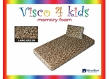 Pillow - Visco 4 Kids Camouflage Pillow - SilverRest - SRPCMFMEM