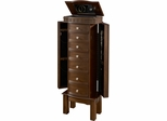 Powell English Country Jewelry Armoire