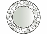 Powell Reflections Round Mirror