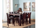 Prewitt Contemporary 7 Piece Counter Height Table and Chair Set - 102948