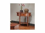 Princeton Oval Lamp Table American Walnut - Largo - LARGO-ST-T853-138