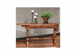 Princeton Sofa Table American Walnut - Largo - LARGO-ST-T853-131
