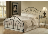 Provo Queen Size Bed - Hillsdale Furniture - 1605BQR