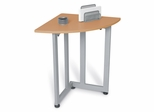 Quarter Round Table/Telephone Stand - OFM - 55107