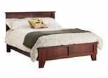 Queen Size Platform Bed - Canyon - Modus Furniture - CY14P5