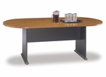 Racetrack Conference Table - Bush Office Furniture - TR57484A
