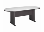 Racetrack Conference Table - Bush Office Furniture - TR84284A