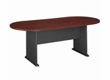 Racetrack Conference Table - Bush Office Furniture - TR90484A