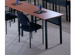 Rectangular Table in Cherry - Mayline Office Furniture - 2448RE