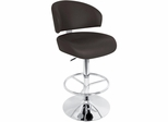 Regent Bar Stool Black - Lumisource