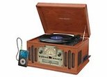 Retro Turntables and Stereo Systems